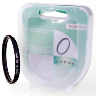 LUMOS DUO PRO Filter Set / MC UV Filter und Polfilter zirkular 46mm
