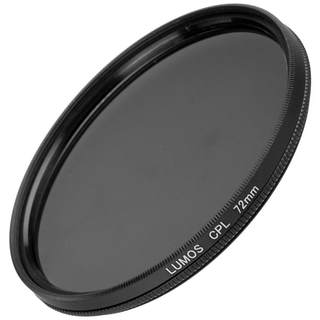 72mm Polfilter + slim MC UV Filter Set ¦ LUMOS DUO PRO