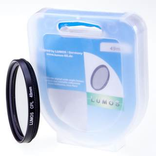 LUMOS Polfilter zirkular 49mm incl. Box