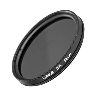 LUMOS Polfilter zirkular 52mm incl. Box