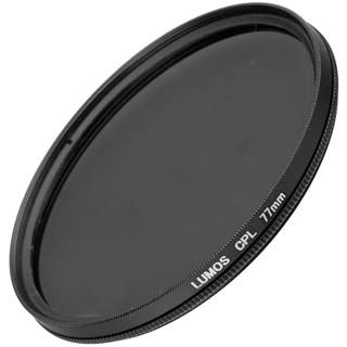 LUMOS Polfilter zirkular + slim UV Filter Set 77mm