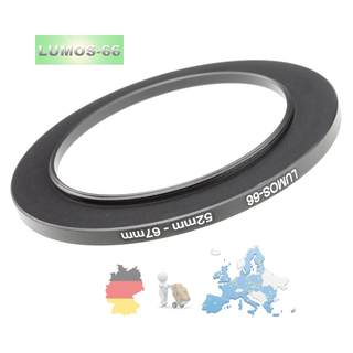 LUMOS step up Filteradapter Ring 52-67 mm