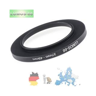 LUMOS Filteradapter 37-49 | step up Ring 37mm auf 49mm