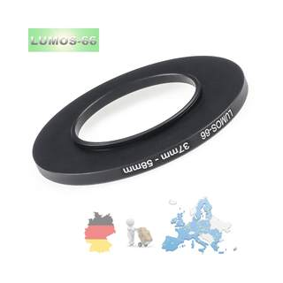 LUMOS Filteradapter 37-58 | step up Ring 37mm auf 58mm