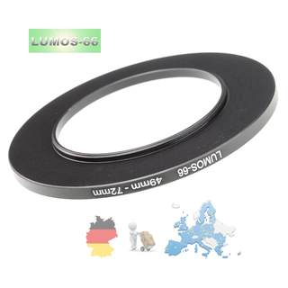 LUMOS 49-72 mm step up Kamera Filter Adapter Ring