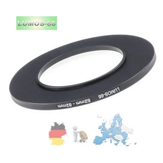 LUMOS Filteradapter 52-82 | step up Ring 52mm auf 82mm