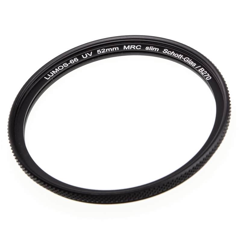 UV//Schutz Filter vergütet Ø 52 mm