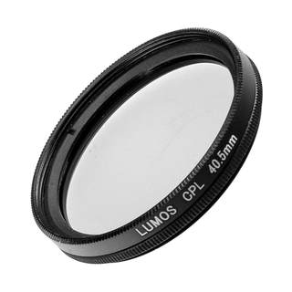LUMOS Filter Set 40,5mm an Sony Kamera Kit Alpha 6000 und E 16-50 OSS